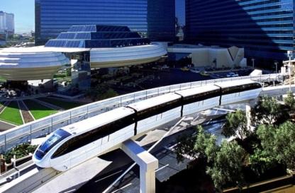 Bombardier: Innovia Monorail (Las Vegas, Nevada)