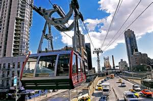 Roosevelt Island Tramway (New York, New York)