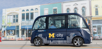 Navya: Arma (M City, University of Michigan)